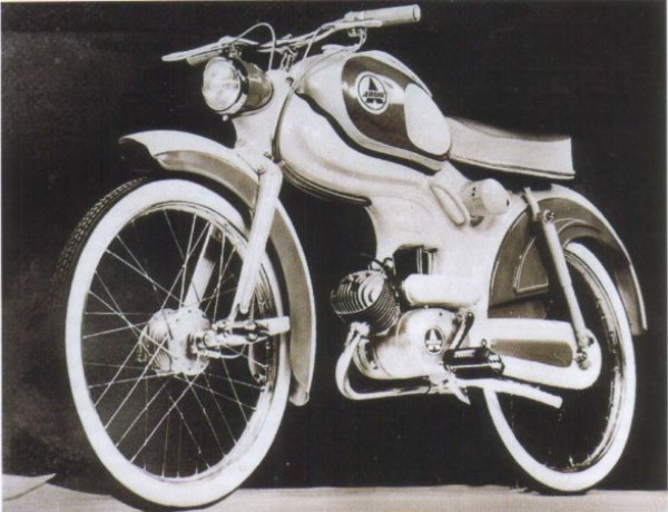 Ardie Sport Moped